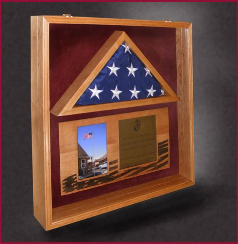 domestic hardwoods  wood flag boxes  shadow boxes