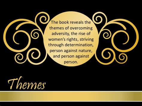 themes in the book speak lyddie book talk