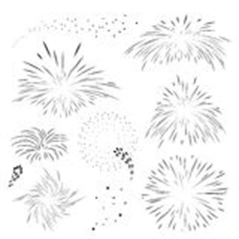 firework outline stock photography image 33641282