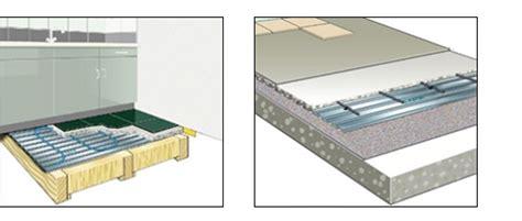 vloerverwarming badkamer op houten vloer vloerverwarming houten vloer met duofor zwaluwstaartplaten