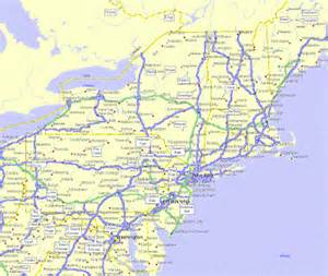 northeastern united states map maps may 2012