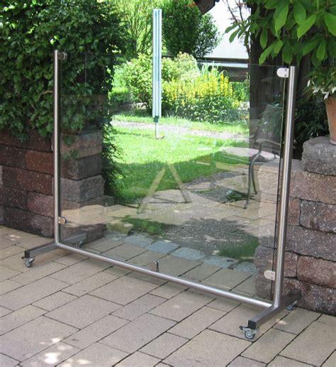 Terrasse Windschutz Glas by Windschutz Terrasse Panther Glas Ag