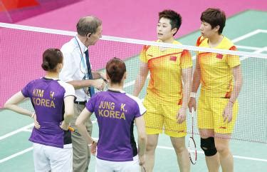 2012 Olympics Eight Badminton Players Disqualified Taipei Times