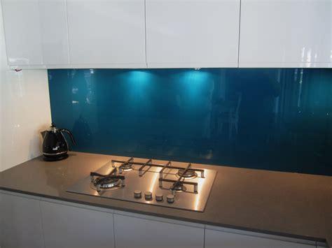 laminex metaline kitchen splashback  lagoon