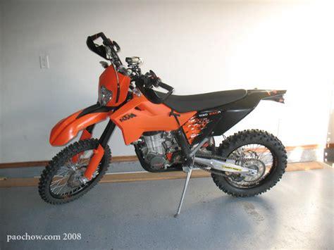Ktm Exc R 530 2008 Ktm 530 Exc R Moto Zombdrive