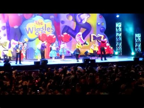 i bid live the wiggles live big show sydney december 19th 2015