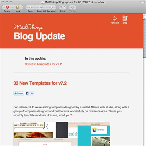 blogger email list mailchimp for bloggers mailchimp email marketing and email