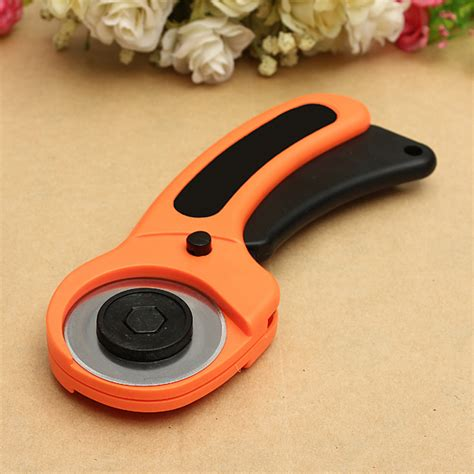 rotary cutter 45mm fabric cutting tool quilters crafts