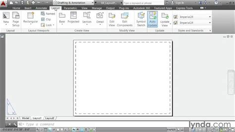 autolayout view size creating a layout part one choosing paper size
