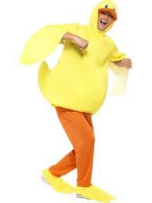 Adult duck costume 43390 fancy dress ball