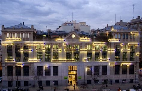 la casa encendida a collection of free museums and galleries in madrid wanderarti