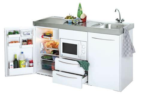 Small Ikea Kitchen - silver mini kitchen without hob