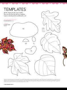 6 inch pattern use the printable outline for crafts