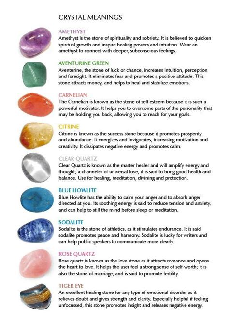gemstones  crystals meanings  ideas  rose