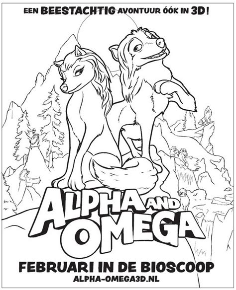 kids n fun com 4 coloring pages of alpha and omega