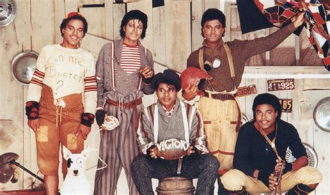 My favourite photograph by The Jackson 5 singer Marlon