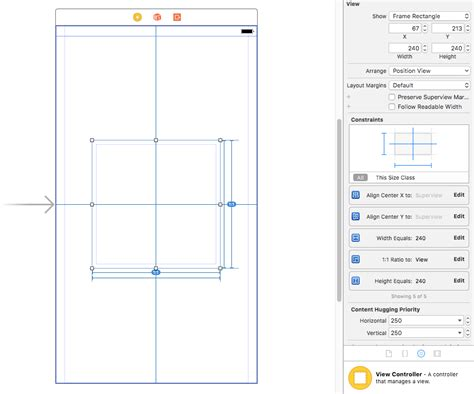 disable auto layout during animation basic animation auto layout and view geometry part 1
