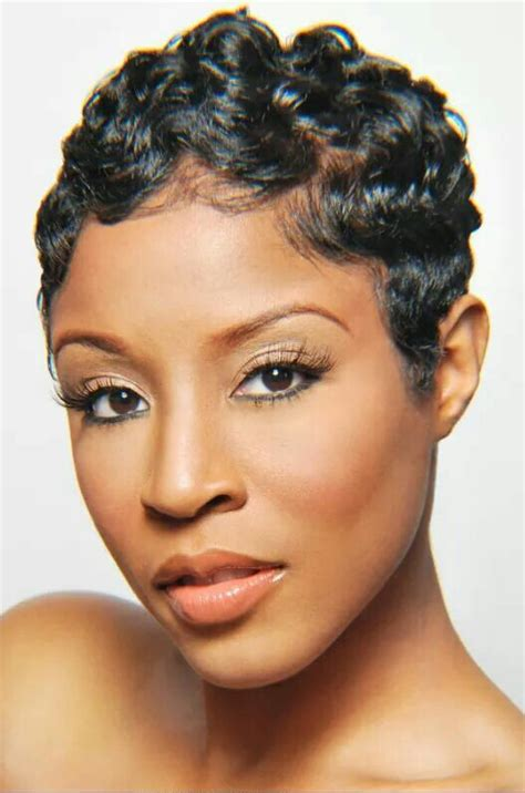 how to get soft wave curls african american hair pin by sherry s life on buns and updo s pinterest