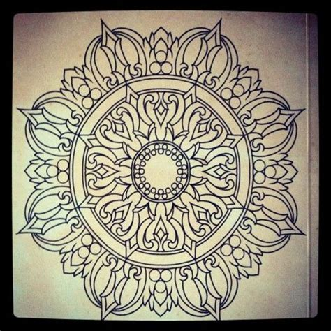 Custom Customised Personalised Mandala Doodles Back For Oneplus A beautiful mandalas and design on