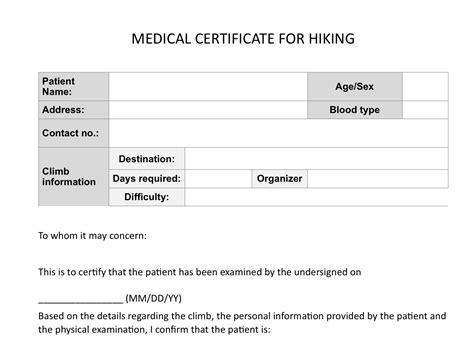medical records request form samples 9 free documents in word pdf
