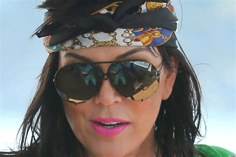 kris jenner with long hairstyles kris jenner s long hair is quite a surprise photos
