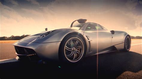 Top Gear Pagani by Pagani Huayra Richard Hammond Reviews Top Gear Series