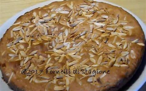 ricetta dolce mantovana torta mantovana fornelli di stagione
