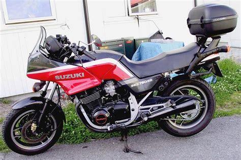Suzuki Gsx 750 Es Review 1984 Suzuki Gsx 750 Es Moto Zombdrive