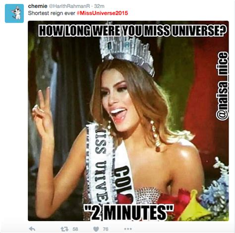 Colombia Meme - 31 of the best miss universe 2015 memes on the internet