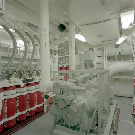 Auxiliary Room by Maritimequest Inside The Oliver Hazard Perry Class Page 6