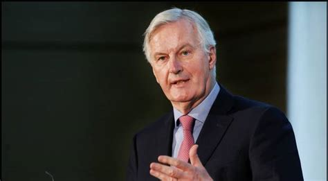 Cabinet Barnier by Brexit Deal On Border Not Says Michel Barnier