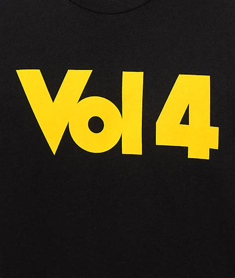 Sabath Vol 4 T Shirt Must Buy volume 4 logo t shirt zumiez