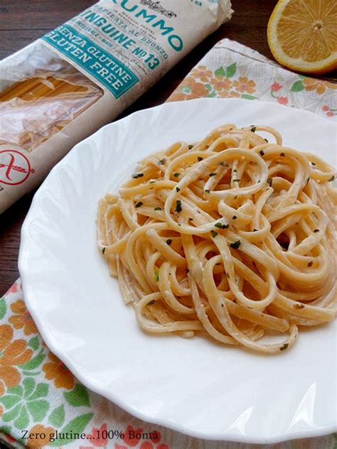 pasta facile da cucinare linguine al limone ricetta veloce con la pasta rummo