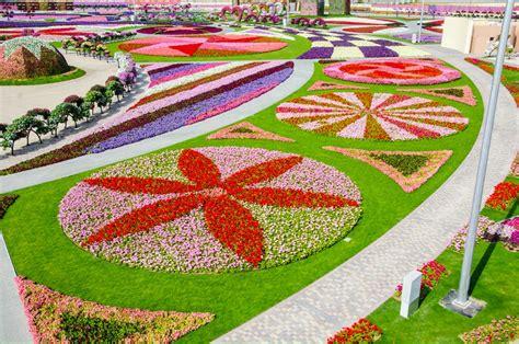 world largest flower garden in dubai world s largest flower garden opens in dubai