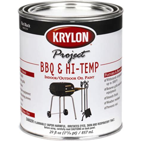 bbq grill black paint preparedness pro