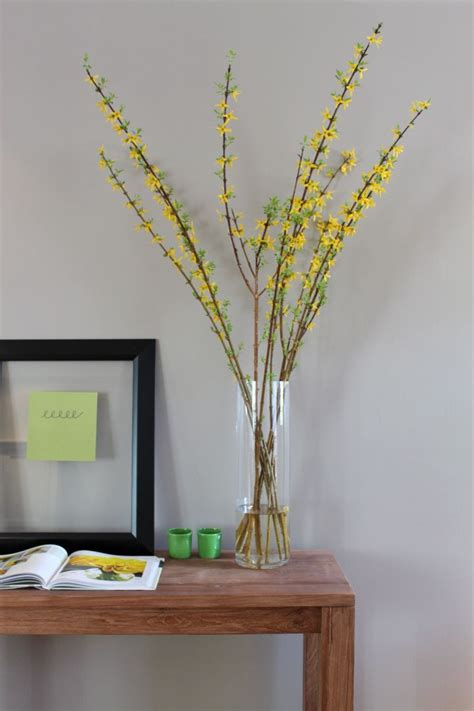 Branches For Floor Vases by Minimalist Vase With Branches