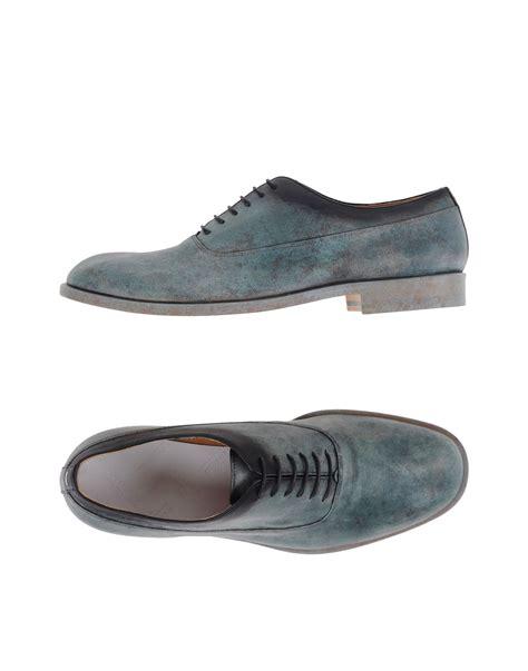 margiela mens sneakers maison margiela lace up shoe for lyst