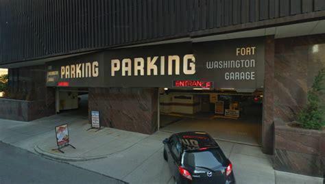 fort washington garage at 645 washington blvd detroit