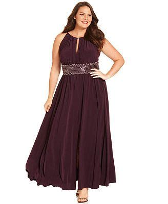 r m richards sleeveless beaded evening gown r m richards plus size sleeveless beaded gown plus size