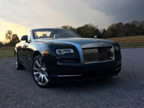 Who Makes Rolls Royce A Review Of The 400 000 Rolls Royce Convertible