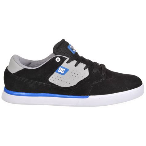 dc skate shoes dc shoes dc cole lite s skate shoes black royal white
