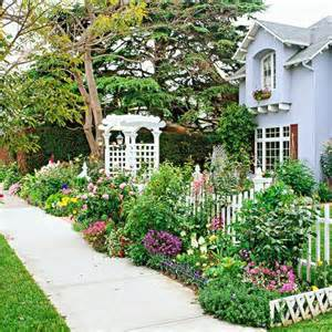 Landscape Ideas Cottage The Elements Of Cottage Garden Design Fit In A White