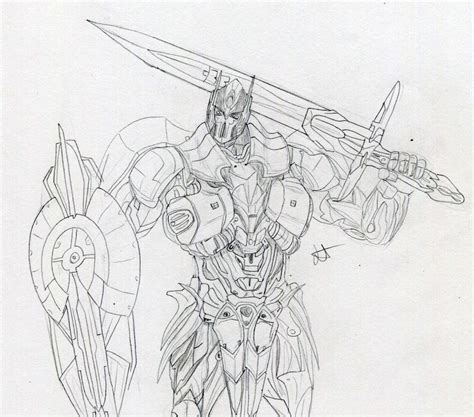 How To Search For On Deviantart How To Draw Transformers Optimus Prime Optimus Primesavthespartan On Deviantart