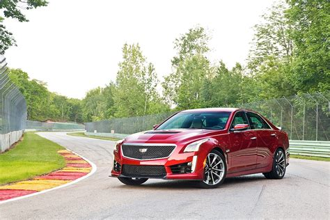 2017 Cadillac Cts Horsepower by 2017 Cadillac Cts V Review Autoevolution
