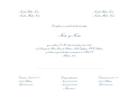 ejemplos de invitaciones de boda iellascom moda mayo 2014 el blog de chapo eventos