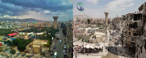 syria before and after the real cause of the refugee crisis u s nato wars