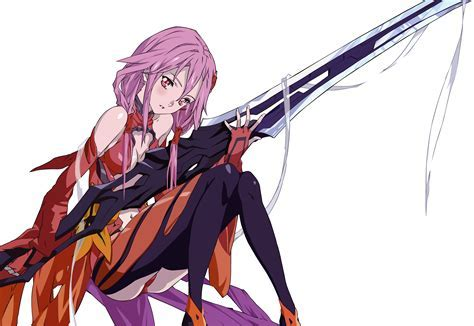 Guilty Crown   Inori [7443x5132] (MAJOR UPDATE) : AnimeVectors