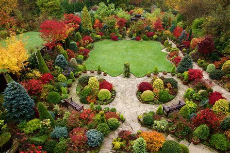 The Garden Four Seasons by осень 2 Four Seasons Garden английский сад для всех