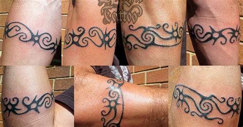 tattoo dayak design custom dayak armband by durgatattoo tatoo stuff pinterest