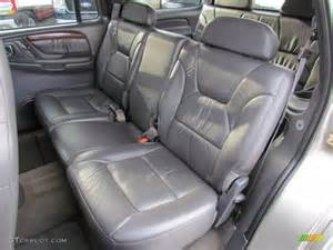 2000 dodge durango slt 4x4 rear seat photo 77522075